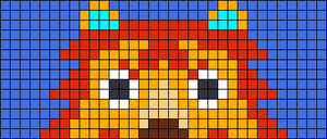 Alpha pattern #77901