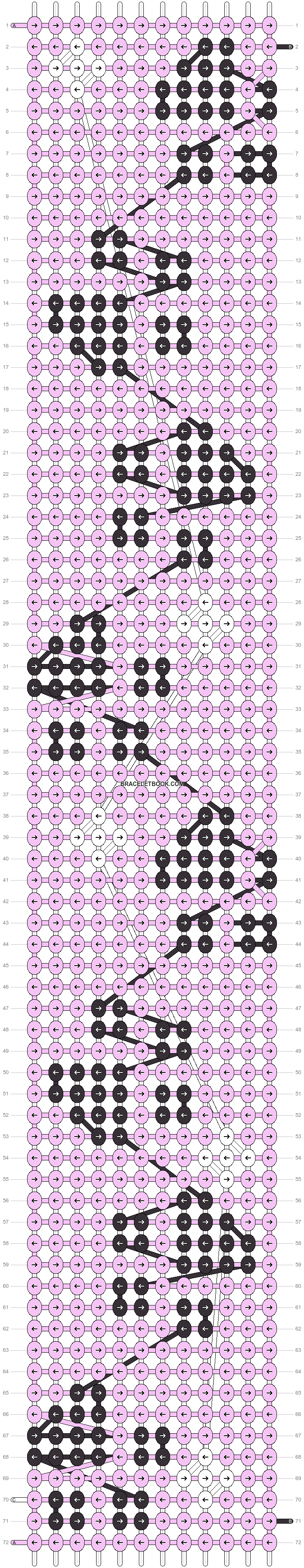 Alpha pattern #77911 pattern