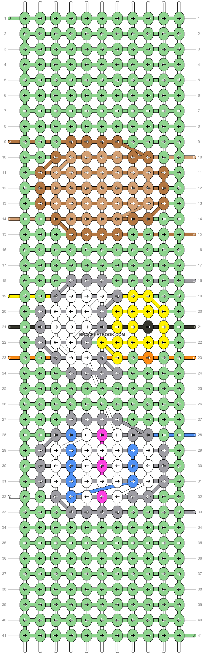 Alpha pattern #77918 pattern