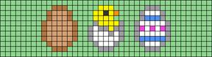 Alpha pattern #77918
