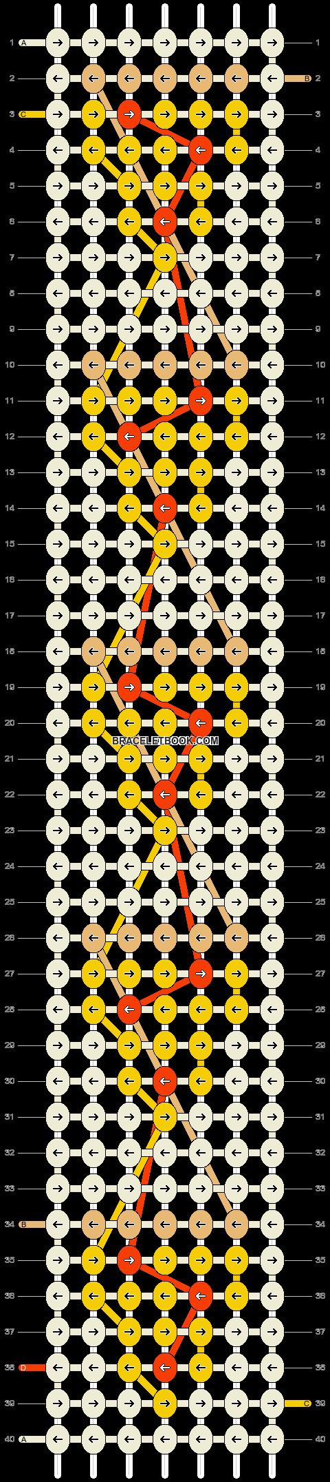 Alpha pattern #77924 pattern