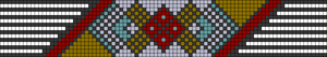 Alpha pattern #77964