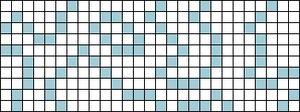 Alpha pattern #77972