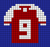 Alpha pattern #77976