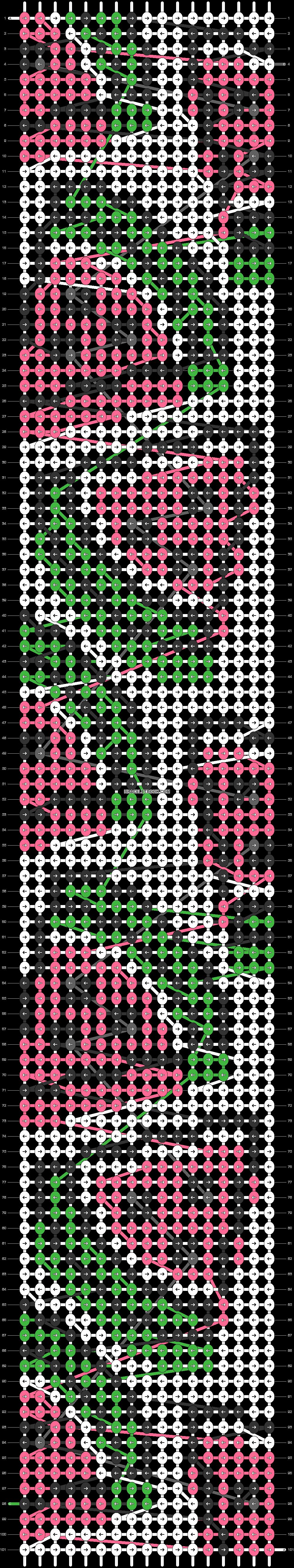 Alpha pattern #77979 pattern