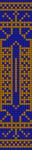 Alpha pattern #78006
