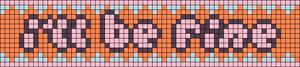Alpha pattern #78019