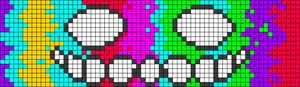 Alpha pattern #78022