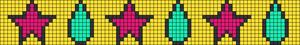 Alpha pattern #78024