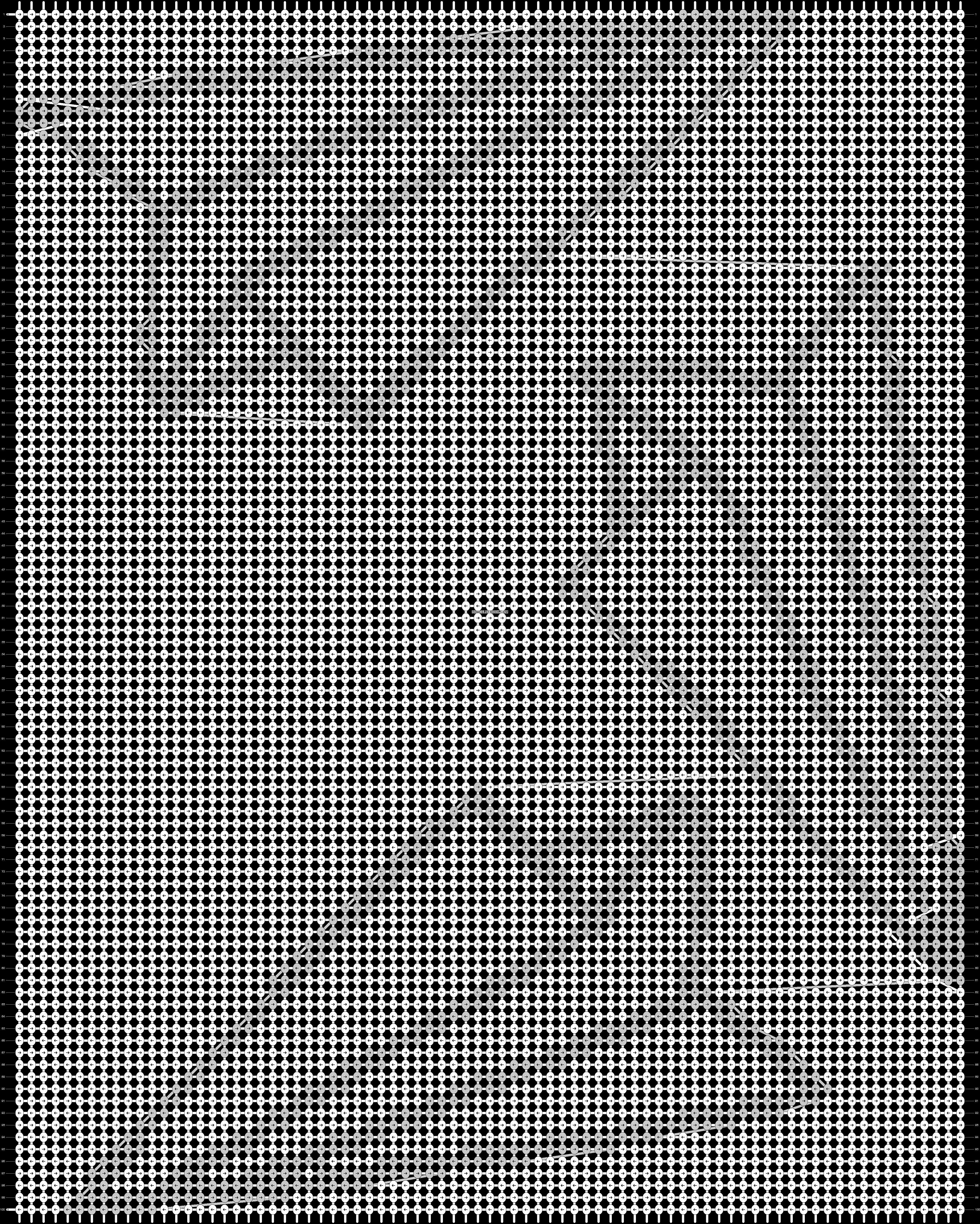 Alpha pattern #78037 pattern