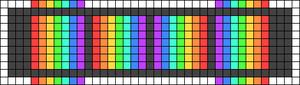 Alpha pattern #78050