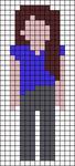 Alpha pattern #78055