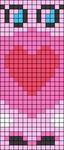 Alpha pattern #78057
