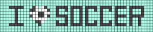 Alpha pattern #78058