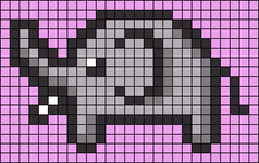 Alpha pattern #78067