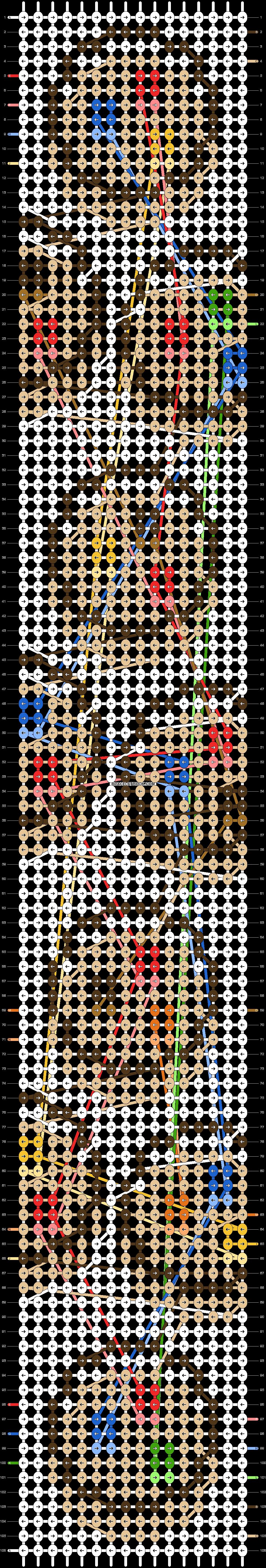 Alpha pattern #78069 pattern