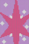 Alpha pattern #78083