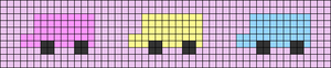 Alpha pattern #78090