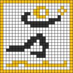 Alpha pattern #78108