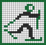 Alpha pattern #78112