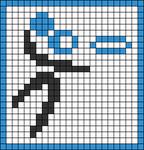 Alpha pattern #78114
