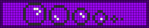 Alpha pattern #78127