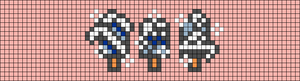 Alpha pattern #78145