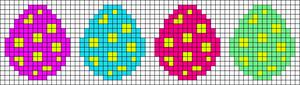 Alpha pattern #78163