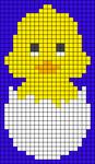 Alpha pattern #78166