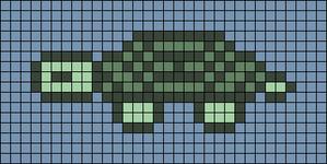 Alpha pattern #78197