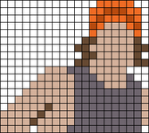 Alpha pattern #78206
