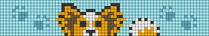 Alpha pattern #78234