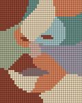 Alpha pattern #78242