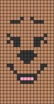 Alpha pattern #78249