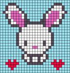 Alpha pattern #78258