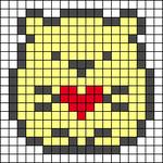 Alpha pattern #78266