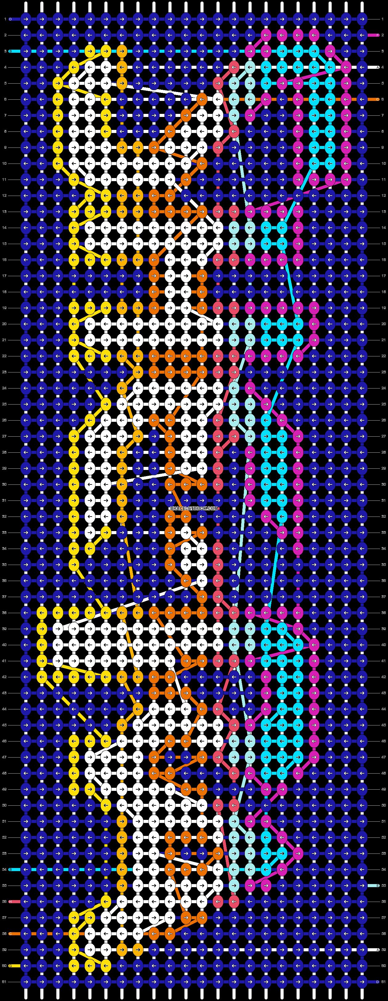 Alpha pattern #78273 pattern