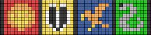 Alpha pattern #78295