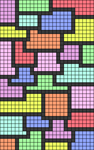 Alpha pattern #78320