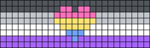 Alpha pattern #78331