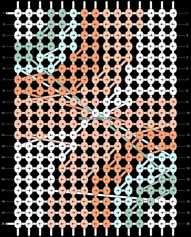 Alpha pattern #78333 pattern