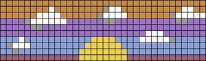 Alpha pattern #78343