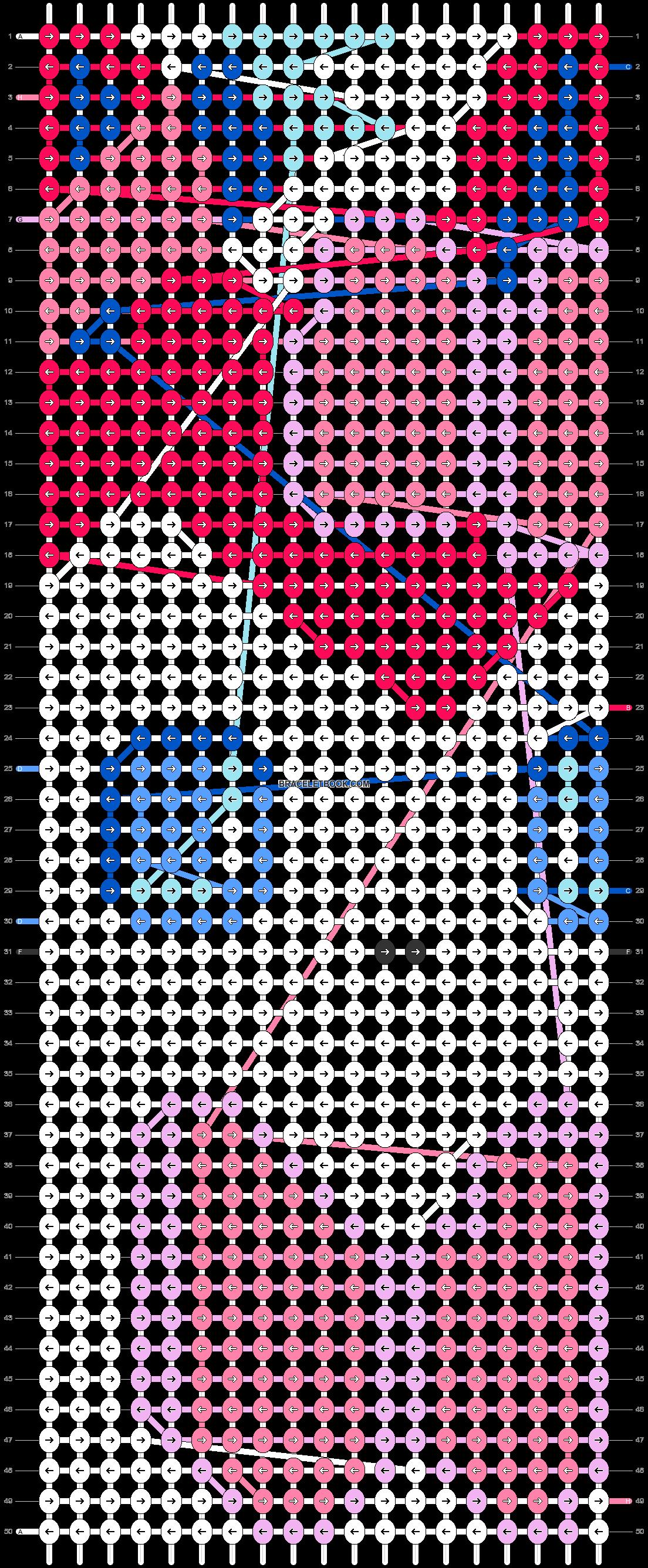 Alpha pattern #78344 pattern