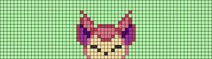 Alpha pattern #78348