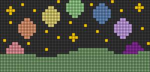 Alpha pattern #78361