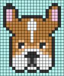 Alpha pattern #78364