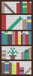 Alpha pattern #78374