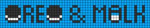 Alpha pattern #78376