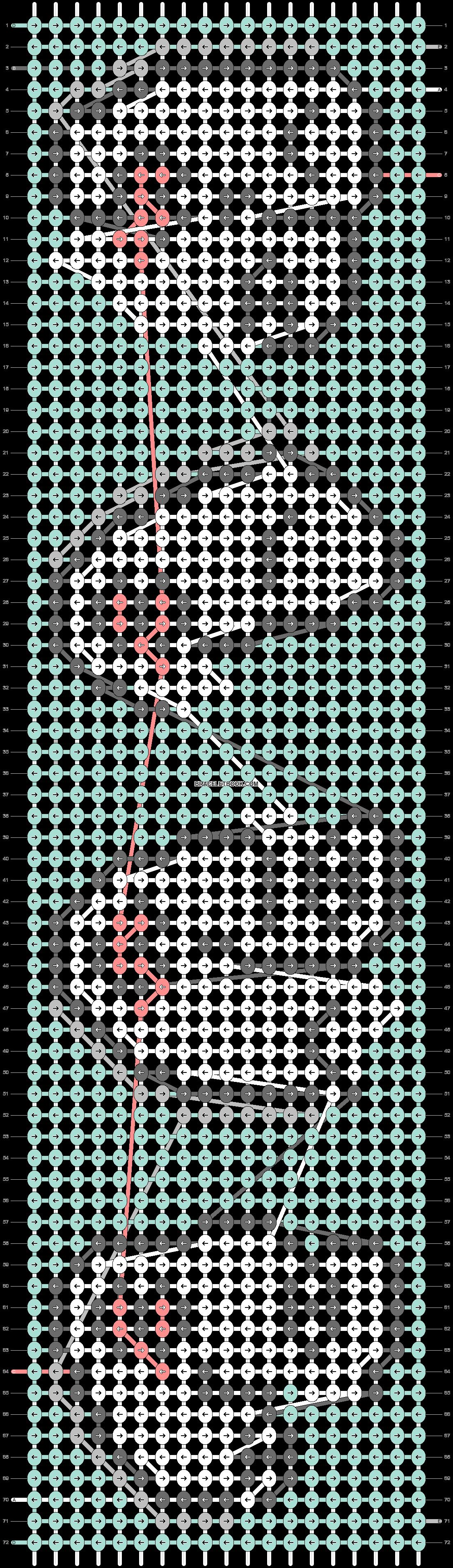 Alpha pattern #78379 pattern