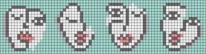 Alpha pattern #78379